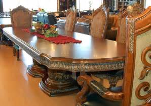 Dining Table And China Cabinet Sets 11 Ornate Carved Dining Table Chair Sideboard And