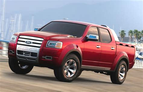 future ford trucks ford 4 trac concept truck picture 17581