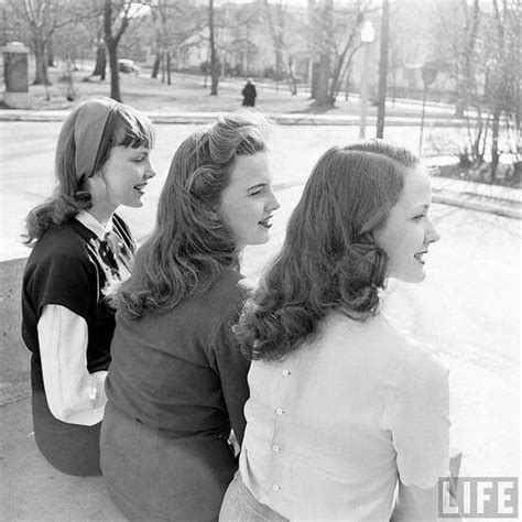 1950 teenager hair long middy haircuts 1950 s 1960 s style makeup and hair