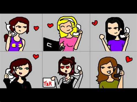 imagenes locas en caricatura amigas locas friend 4 life xd youtube