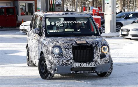 scoop   electrified london taxi coming  year