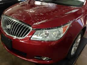 Rock Buick Buick Lacrosse Rock Chip Paint Protection Shield St