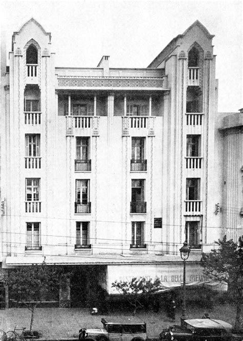 Le Comptoir Immobilier by Comptoir Immobilier Au Maroc 1932