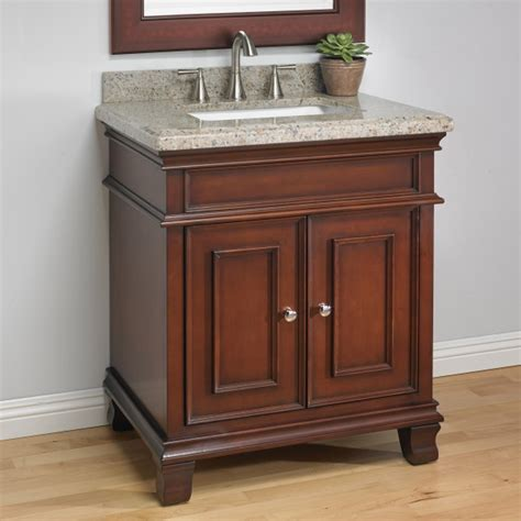 28 bathroom vanity with sink manchester 28 quot single sink vanity mission hills furniture