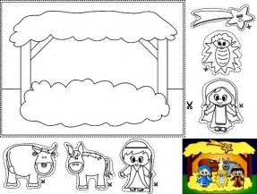 Preschool Jesus Christmas Coloring Pictures Now Preschool Nativity Coloring Pages