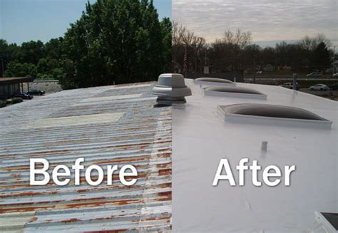 Slope Ceiling commercial roofing contractor industrial roofing st louis