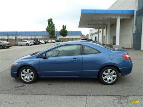 2011 honda civic coupe lx atomic blue metallic 2011 honda civic lx coupe exterior