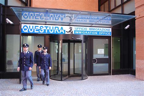 ministero dell interno permesso di soggiorno on line polizia di stato questure sul web treviso