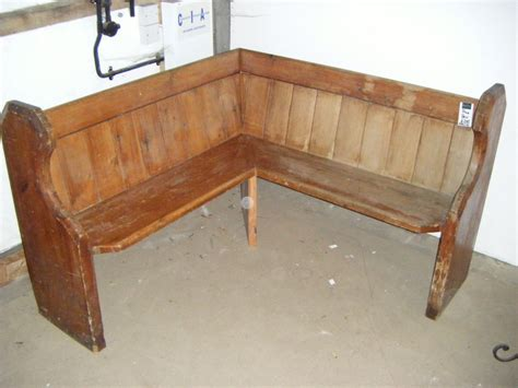 corner seating bench rustic simple wooden corner bench seating for corner bench