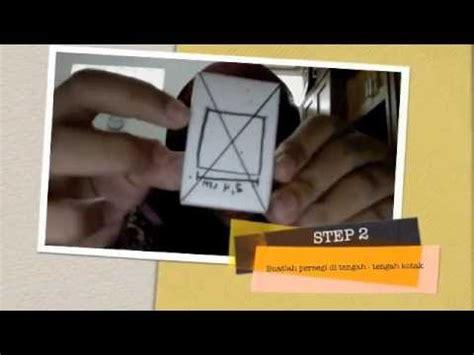 membuat kamera lubang jarum youtube cara membuat kamera lubang jarum kaluja klj jogja