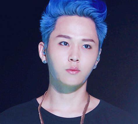 Kaos K Pop Beast Creative 1 kpop idol hair colors archives kpop korean hair and style