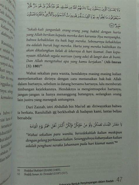 Begini Seharusnya Menjadi Muslimah Cerdas buku 100 dosa yang diremehkan wanita