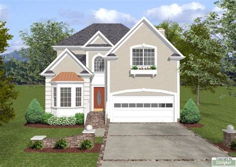 small european house plans the montrose 7597 3 bedrooms and 2 baths the house