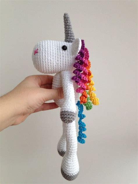 pattern crochet unicorn unicorn amigurumi crochet via etsy 25 patterns for 4