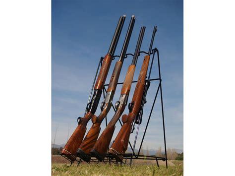 Portable Gun Rack by Versatile Gun Rack Portable Rifle Shotgun Rack Vinyl