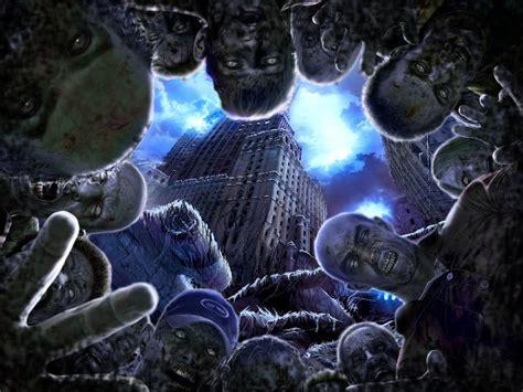imagenes y videos de zombies 41 apocalipsis zombie tras el espejo y la torre