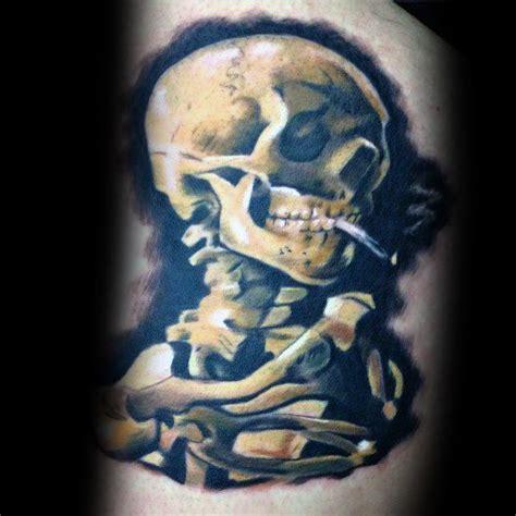cigarette tattoo 50 vincent gogh designs for artistic ideas