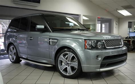transmission control 2012 land rover range rover sport user handbook used 2012 land rover range rover sport supercharged marietta ga