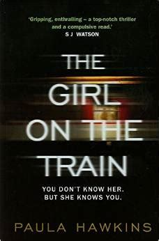 read psychological thriller  girl   train