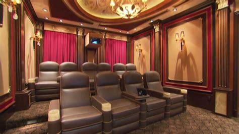 multi million dollar home theater   rise