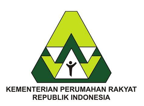kementerian perumahan rakyat indonesia kemenpera logo kementerian perumahan rakyat tak lagi digunakan