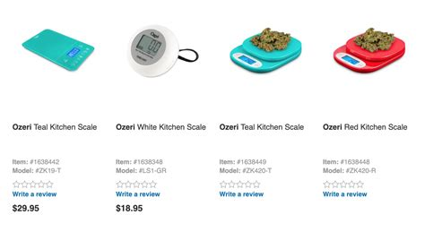 lowes quietly removes kitchen scales   website