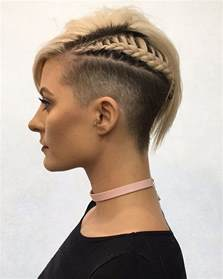 hairstyles for with sides and back best 20 shaved hairstyles ideas on pinterest