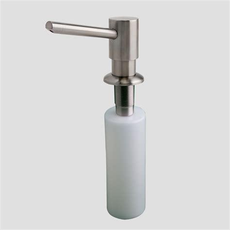 zeepdispenser keuken rvs zeepdispenser