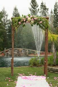 Arch For Wedding Rustic Simple Wedding Arch Ceremony Frames Pinterest Wedding Simple Weddings And Wedding