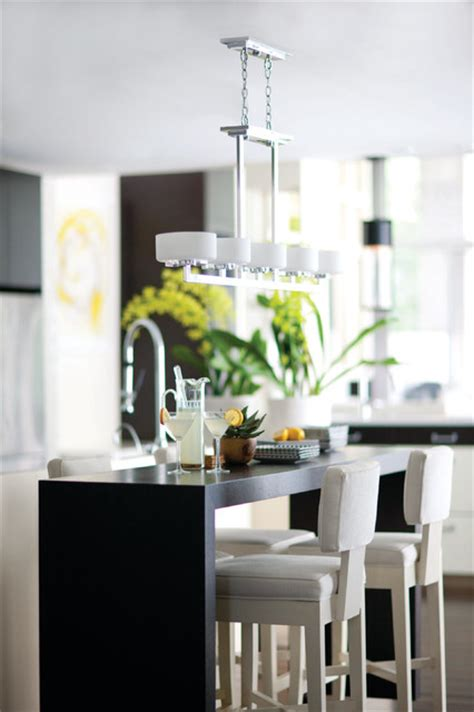 modern kitchen island lights modern island lighting