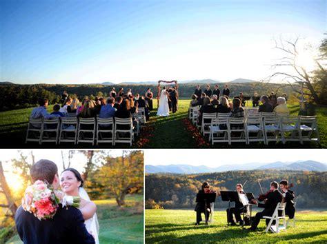 best outdoor wedding venues in carolina 2 gorgeous carolina wedding venue with mountain views