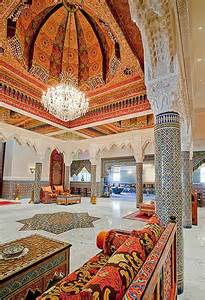 Moroccan Patio Decor Cool Or Fool Moroccan House In Houston Texas Home