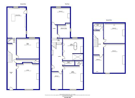 Terraced House Floor Plan | english terraced house floor plan google search noen