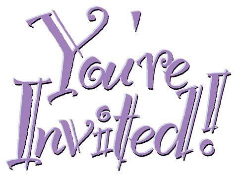Wedding Lunch Clipart by Luncheon Invitation Clipart 14