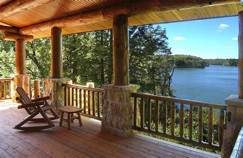 Cabins In Il by Galena S Premier Lake View Cottage Rent As Vrbo