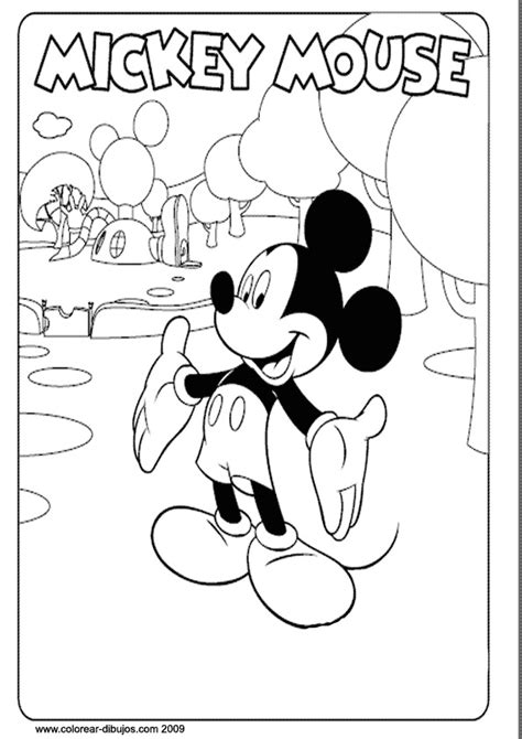 mickey mouse toodles coloring pages free coloring pages of toodles mickey mouse