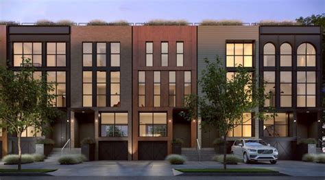 Square Home Plans Townhouse In Red Hook By Aa Studio