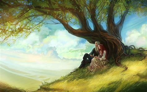 couple wallpaper for tab couple old tree hills wallpapers couple old tree