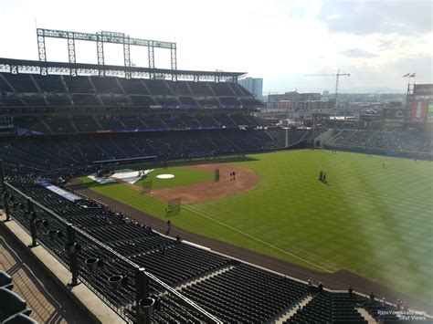coors field section 315 rateyourseats