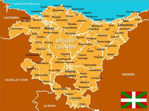pais vasco basque 8497764021 el pa 205 s vasco las ciudades m 225 s grandes son bilbao 354 145 vitoria gasteiz 226 490 san