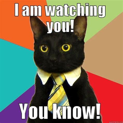 Watching You Meme - i am watching you quickmeme