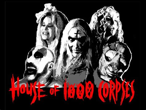 house of thousand corpse horror movies images house of 1000 corpses hd wallpaper and background photos 77496