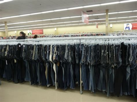 Used Clothing Racks Wholesale by Savers Of Brookfield High Fashion For Low Prices