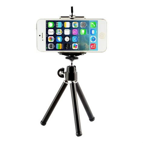 mini digital tripod stand holder for apple iphone 4s 5s 6 6 plus samsung ebay