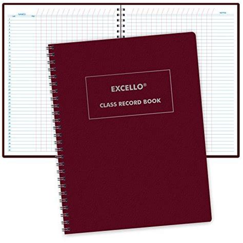 class record book unstructuredset record grades