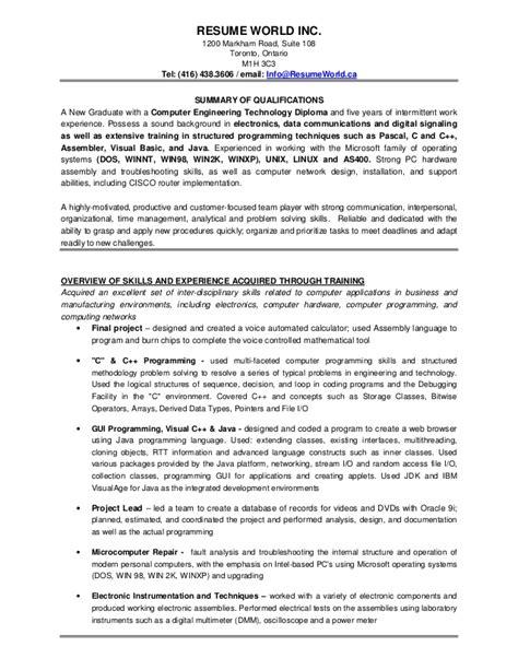 recent grad resume pdf new graduate resume cover letter sle student resume