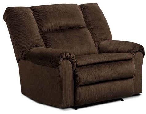 Leather Cuddler Recliner by Simmons Upholstery Deluxe Cuddler Recliner 707r Fabric Salt Lake City