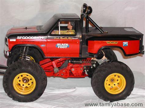 tamiya blackfoot 58058 tamiya model database tamiyabase com