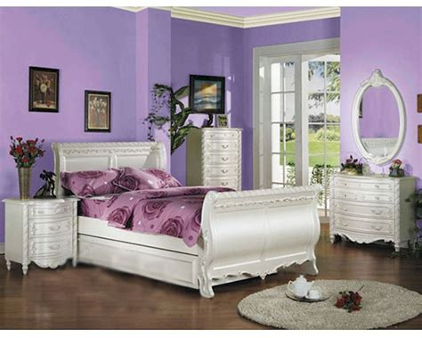 Acme Bedroom Furniture Sets by Acme Furniture Bedroom Set In Pearl White Ac01010tset