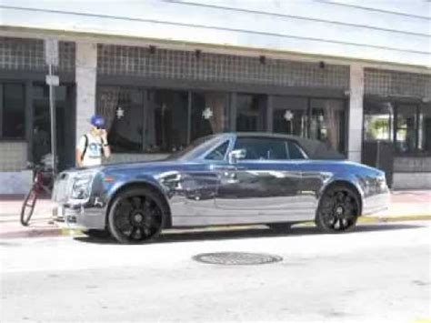 bieber chrome maserati justin bieber with his 500k car 2012 chrome rolls royce